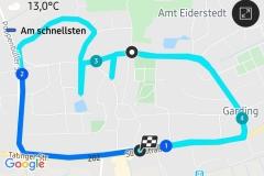 """Startnummer 193: Der """"gelaufenen Turnschuh""""des Team AnSPOrn :)"""