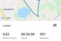 Startnummer 244: Muko-Lauf in Köln! Das Amrum Feeling ist durch die Strecke, die als Miniatur-Umriss Amrums gewählt wurde, definitiv vorhanden.
