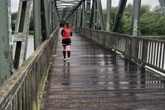 Startnummer 156: Liebe Grüße an alle,  ich bin 26,5km in 2:16:52 gerannt.  Liebe Grüße aus Essen und Danke fürs Organisieren, Gabi